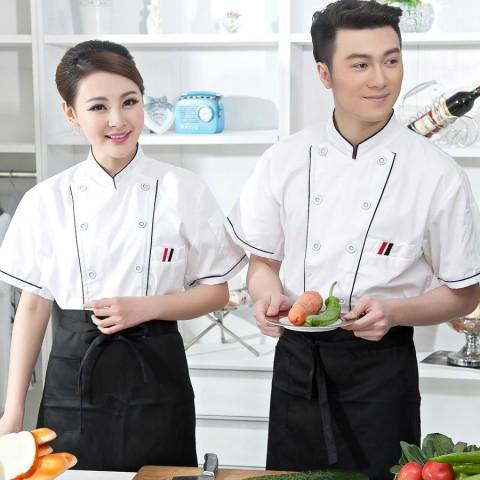 Đồng phục bếp mẫu 31