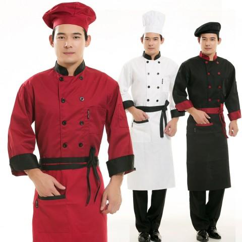 Đồng phục bếp mẫu 33