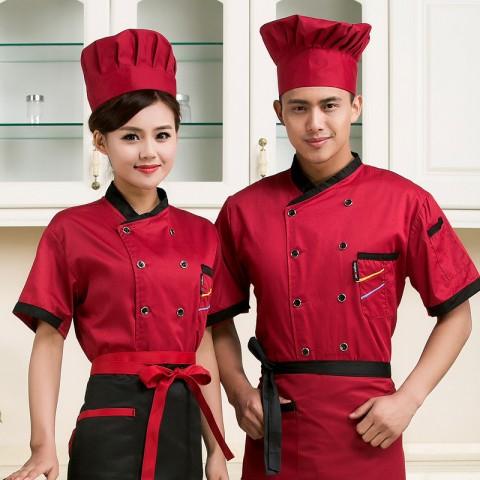 Đồng phục bếp mẫu 34