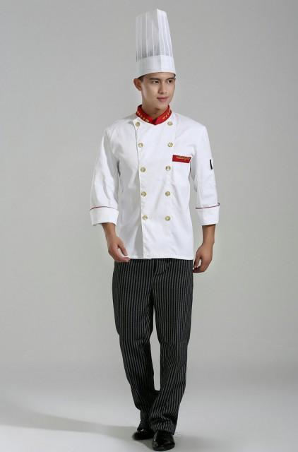 Đồng phục bếp mẫu 53