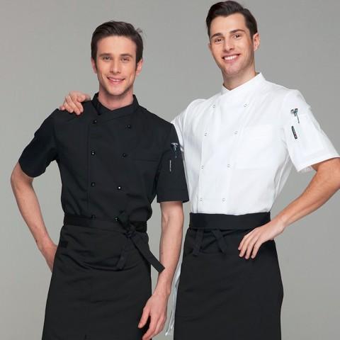 Đồng phục bếp mẫu 61
