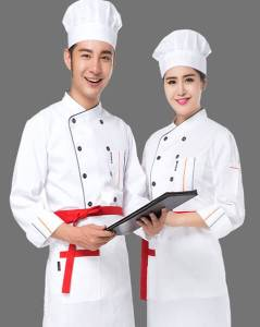 Đồng phục bếp mẫu 90