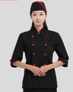 Đồng phục bếp mẫu 97