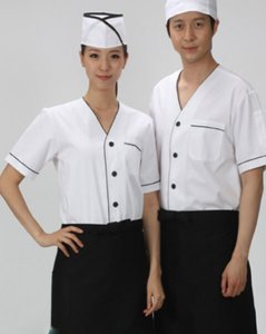 Đồng phục bếp mẫu 96