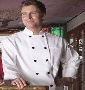 Đồng phục bếp mẫu 100