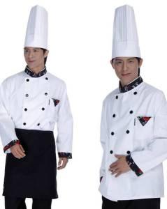 Đồng phục bếp mẫu 73