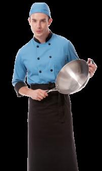Đồng phục bếp mẫu 79