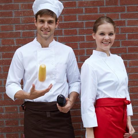 Đồng phục bếp mẫu 68