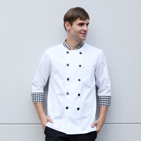 Đồng phục bếp mẫu 67