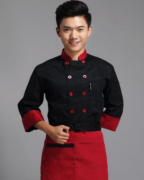 Đồng phục bếp mẫu 28