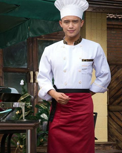 Đồng phục bếp mẫu 45
