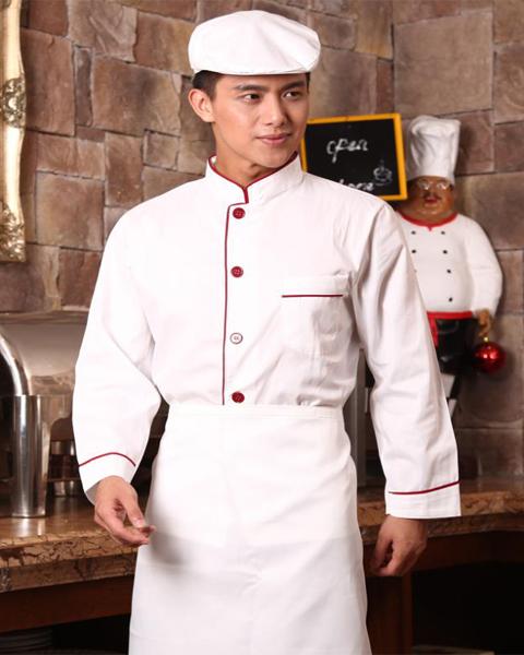 Đồng phục bếp mẫu 52