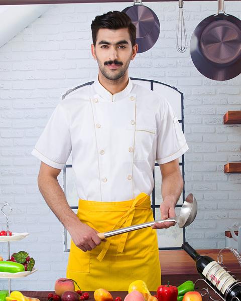 Đồng phục bếp mẫu 62