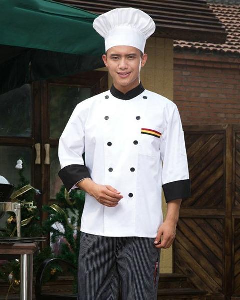 Đồng phục bếp mẫu 43