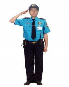 Quần áo bảo vệ may sẵn 17
