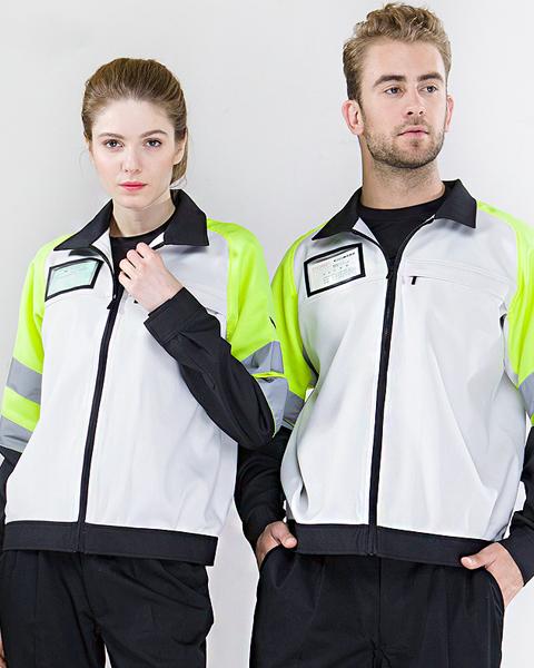 Những mẫu áo phản quang được KIM VÀNG may nhiều cho các khách hàng