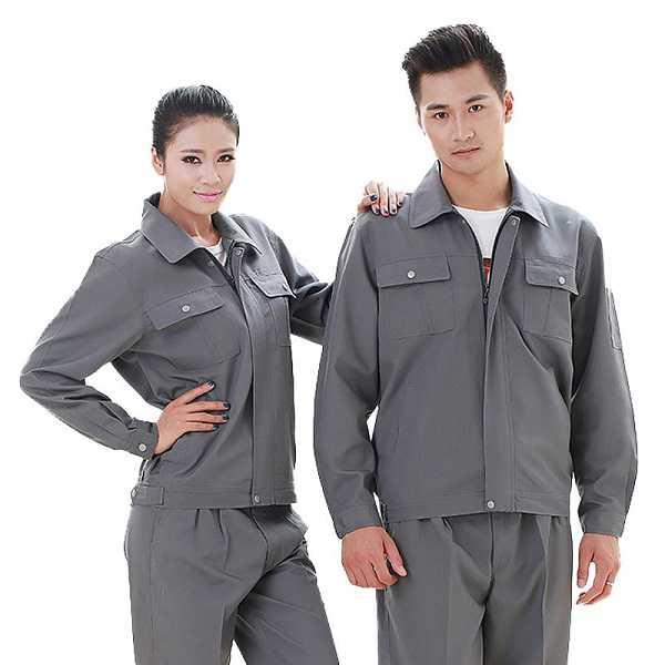 Đồng phục công nhân cầu đường