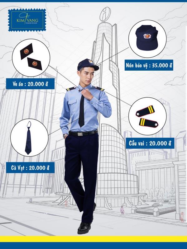 Quần áo bảo vệ mẫu 4