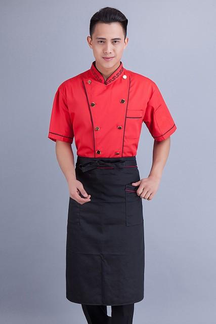 Đồng phục bếp mẫu 27