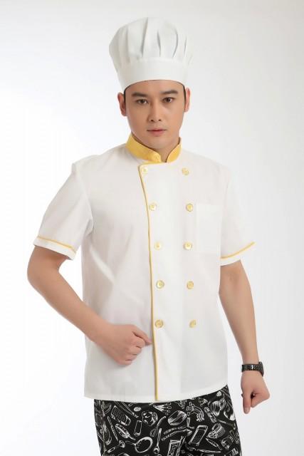 Đồng phục bếp mẫu 29