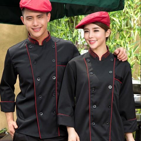 Đồng phục bếp mẫu 36