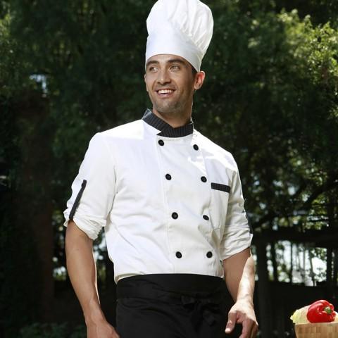 Đồng phục bếp mẫu 40