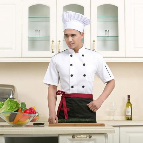 Đồng phục bếp mẫu 42