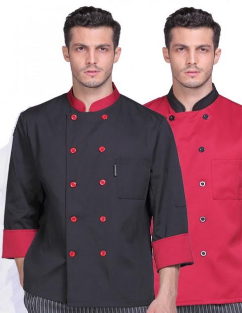 Đồng phục bếp mẫu 51