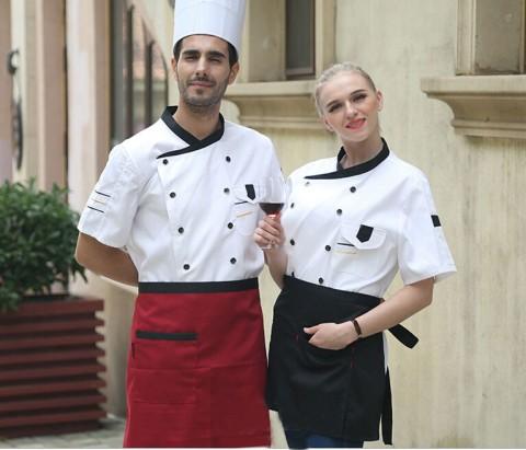Đồng phục bếp mẫu 66