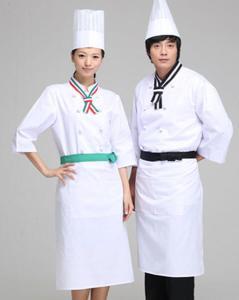 Đồng phục bếp mẫu 81