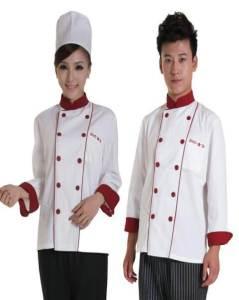 Đồng phục bếp mẫu 84