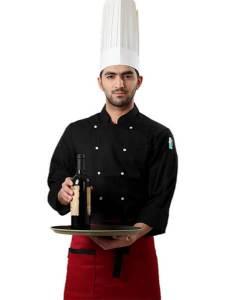 Đồng phục bếp mẫu 86