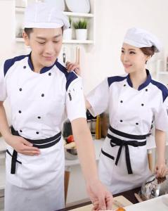 Đồng phục bếp mẫu 92