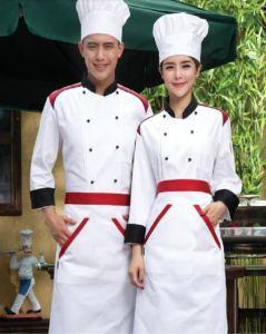 Đồng phục bếp mẫu 91