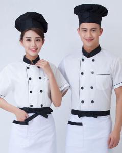 Đồng phục bếp mẫu 93