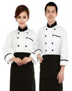 Đồng phục bếp mẫu 75