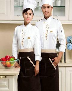 Đồng phục bếp mẫu 78