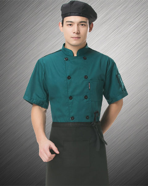 Đồng phục bếp mẫu 44
