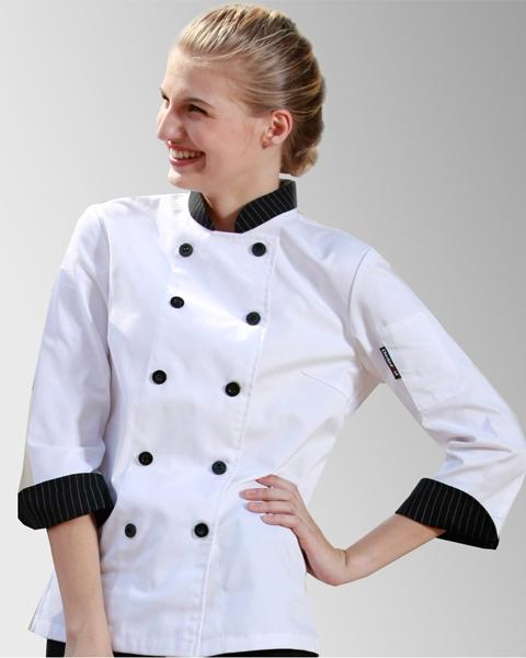 Đồng phục bếp mẫu 50