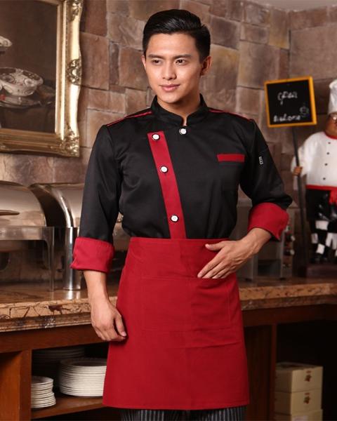 Đồng phục bếp mẫu 59