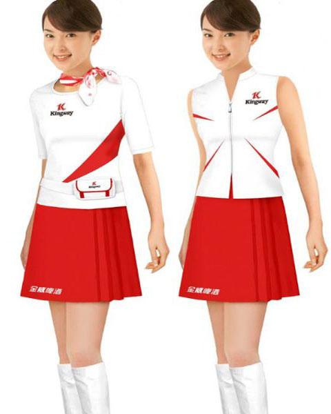 Đồng phục pg mẫu 66