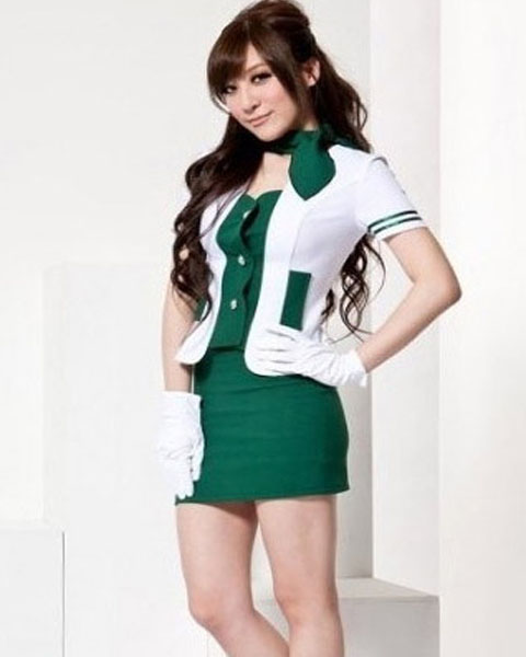 Đồng phục pg mẫu 46