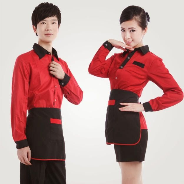 Đồng phục phục vụ đẹp