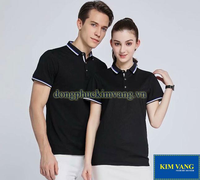 Mẫu thường được may áo thun đồng phục giá rẻ phổ biến nhất